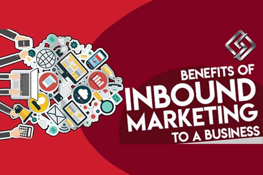 Benefits of Inbound Marketing to a Business [INFOGRAPHIC]