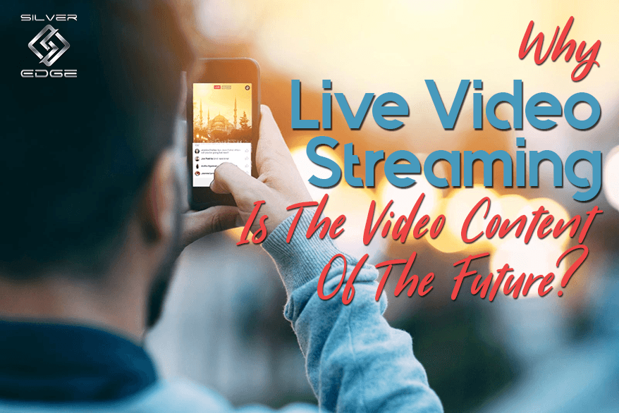 Why Live Video Streaming Is The Video Content Of The Future?