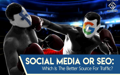 Social Media or SEO: Which Is The Better Source For Traffic?